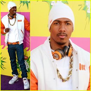 Nick Cannon - Kids� Choice Awards 2013 Red Carpet