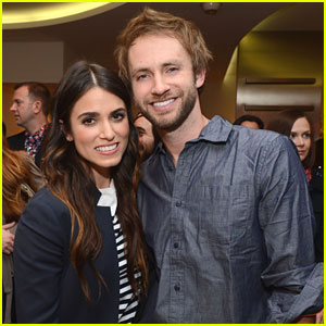 Nikki Reed: Joe Fresh JCP Pop Up Event with Paul McDonald