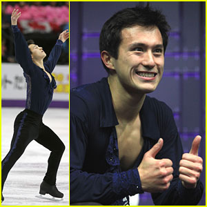 Patrick Chan: First Place After Men's Short Program at Skating World Championships