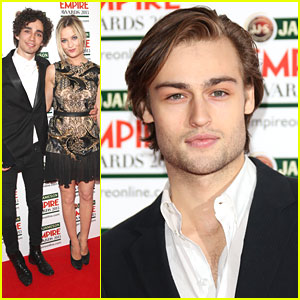 Robert Sheehan & Douglas Booth - Jameson Empire Awards 2013