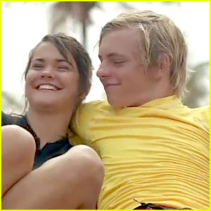 Ross Lynch & Maia Mitchell: 'Teen Beach Movie' Trailer!