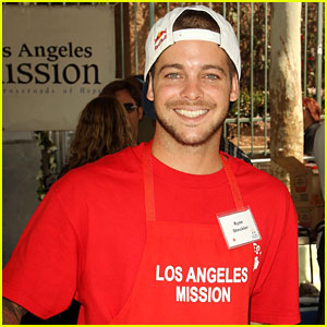 Ryan Sheckler: L.A. Mission Easter Celebration