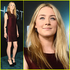 Saoirse Ronan: 'The Host' Premiere!