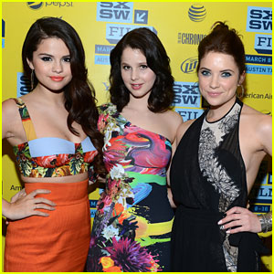 Selena Gomez: 'Spring Breakers' at SXSW with Ashley Benson & Rachel Korine