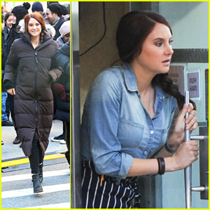 Shailene Woodley: Car Crash on 'Amazing Spider-Man 2' Set