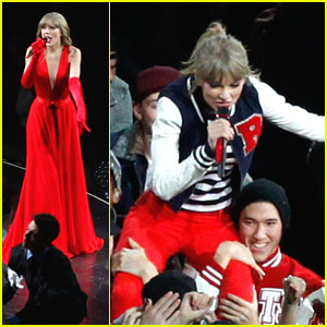 Taylor Swift: 'Red' Tour Omaha Concert Pics!