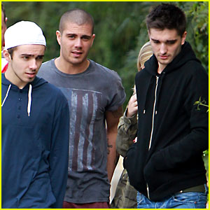 The Wanted: WeHo Lunch Outing!