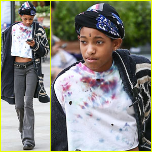 Willow Smith: Movie Monday!