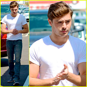 Zac Efron: 'Townies' Set in Los Angeles!