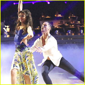 Zendaya: 'Contemporary' Dance on 'Dancing With The Stars' -- WATCH NOW