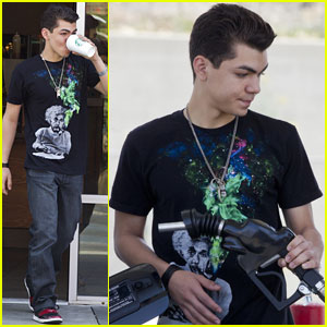 Adam Irigoyen: Gas Station Stop