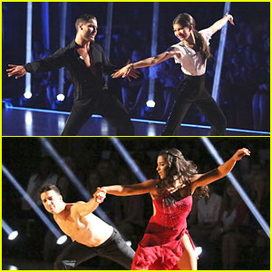 Aly Raisman & Zendaya: Still Safe on 'Dancing With The Stars'!