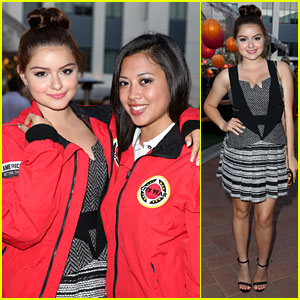 Ariel Winter: City Year Spring Break Fundraiser
