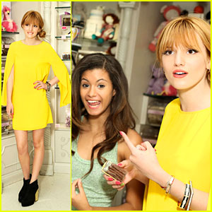 Bella Thorne: Sugar & Plumm Pretty