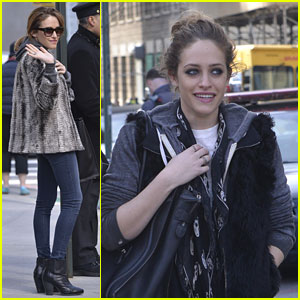 Carly Chaikin: Jane Levy's 'Evil Dead' is Amazing!