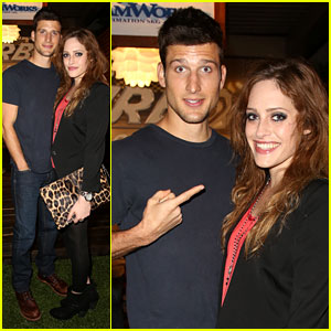 Carly Chaikin & Parker Young: City Year Fundraiser Pals!