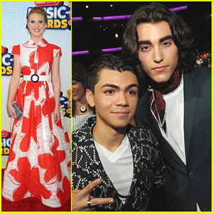 Caroline Sunshine & Adam Irigoyen: Radio Disney Music Awards 2013