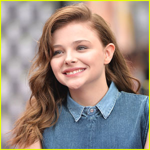 Chloe Moretz In Talks for 'Sils Maria'
