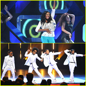Coco Jones & Mindless Behavior: Radio Disney Music Awards 2013