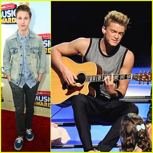 Cody Simpson & Ryan Beatty: Radio Disney Music Awards 2013