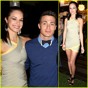 Colton Haynes: City Year Event with Alexis Knapp!