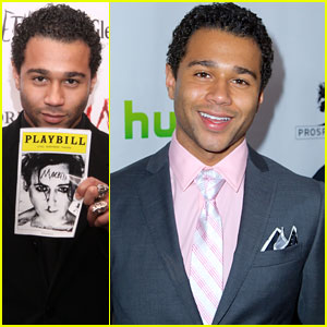 Corbin Bleu: 'One Life To Live' Premiere
