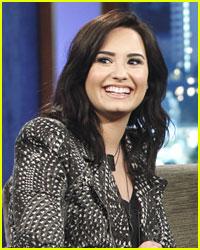 Demi Lovato Blames Broken Leg on Jennifer Lawrence