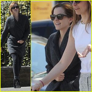 Emma Watson: Sunday Stroll