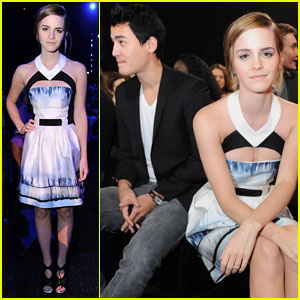 Emma Watson & Will Adamowicz: MTV Movie Awards 2013 Couple!