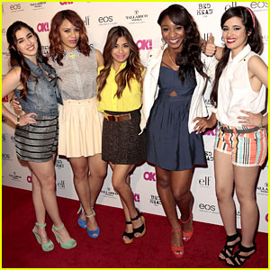 Fifth Harmony: OK! Magazine's So Sexy Event