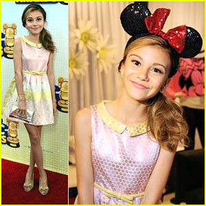G Hannelius: Radio Disney Music Awards 2013