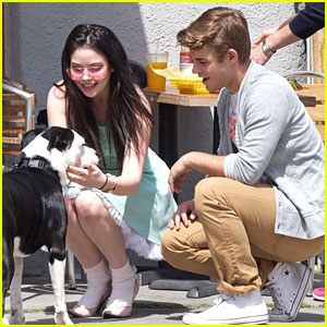 Grace Phipps &#038; Garrett Clayton: Venice Beach Lunch