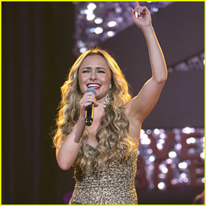 Hayden Panettiere: Nashville Beauty Series Videos -- 'Show Time'