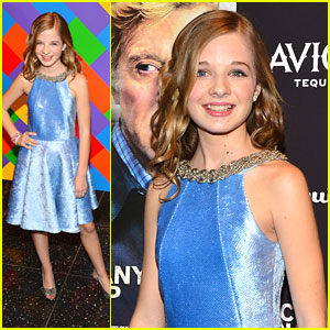 Jackie Evancho: 'The Company You Keep' Premiere