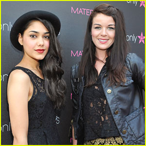 Jade Ramsey & Tasie Lawrence: Madonna Exhibit Pop-Up Pair