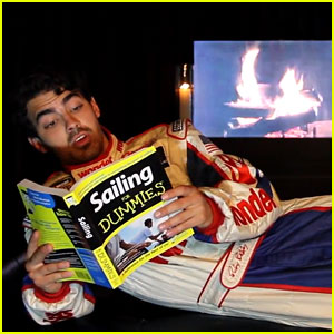 Joe Jonas Responds to Fan's Formal Invite - Watch Now!