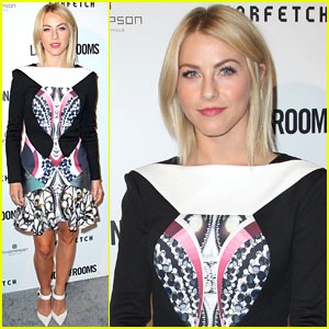 Julianne Hough: 'London Show Rooms LA' Event