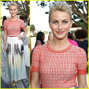 Julianne Hough: Lucky Magazine's Fashion and Beauty Blog Conference
