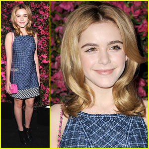 Kiernan Shipka: Chanel Tribeca Dinner