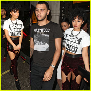 Leigh Anne Pinnock: Night Out With Jordan Kiffin!
