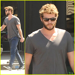 Liam Hemsworth: Sweetsalt Stop