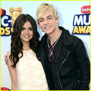 Ross Lynch & Maia Mitchell: Radio Disney Music Awards 2013