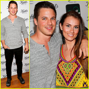 Matt Lanter: Kiehl's Environmental Partnership Launch