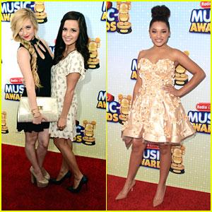 Megan & Liz: Radio Disney Music Awards 2013