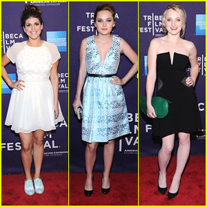 Molly Tarlov: 'G.B.F.' Premiere with Evanna Lynch