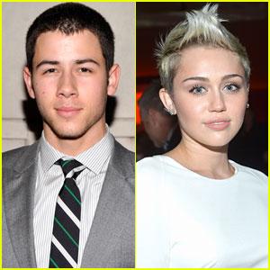 Nick Jonas: I'm Happy for Miley & Liam!