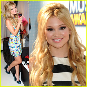 Olivia Holt: Radio Disney Music Awards 2013 Winner!