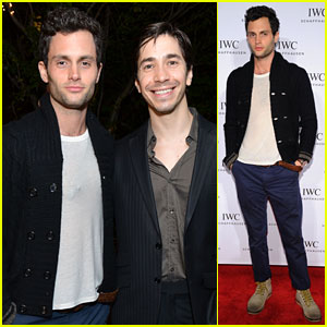 Penn Badgley: 'For the Love of Film' Celebration