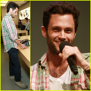 Penn Badgley: 'Meet the Filmmaker' Event