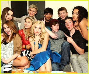 Peyton & Spencer List: 15th Birthday Party Pics!